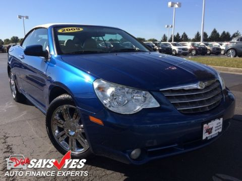 Pre-Owned 2009 Chrysler Sebring Limited