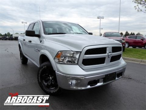 Used Ram 1500 Outdoorsman