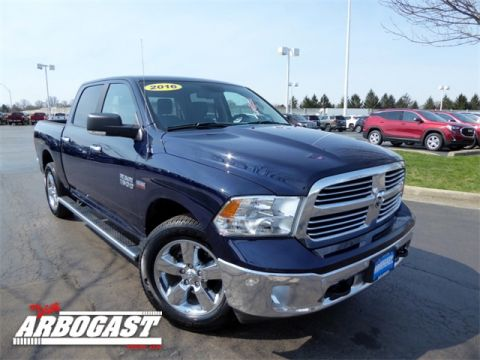 Used Ram 1500 Big Horn
