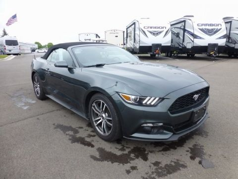 Used Ford Mustang EcoBoost Premium
