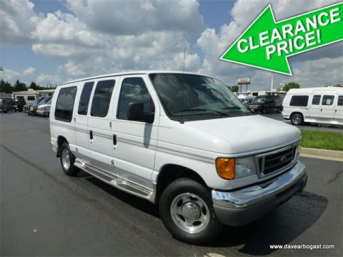 Used Ford Conversion Van Regency