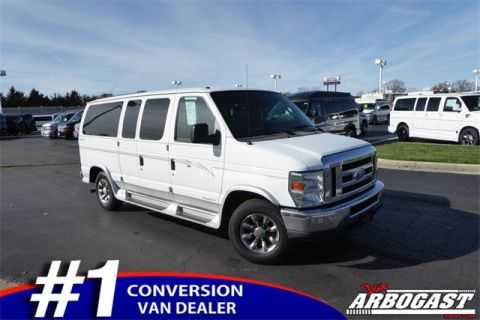 Used Ford Conversion Van Explorer Limited SE
