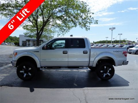 Used Ford F-150 Lifted