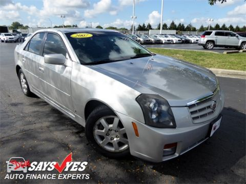 Used Cadillac CTS Base