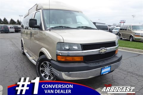 Used Chevrolet Conversion Van Tuscany