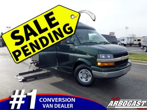 Used Chevrolet Conversion Van Majestic Mobility