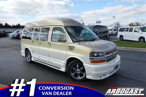 Used Chevrolet Conversion Van Southern Comfort