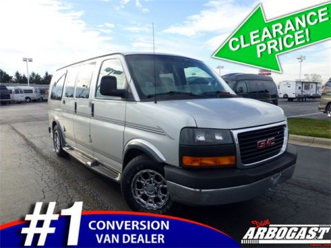 Used GMC Conversion Van Discovery