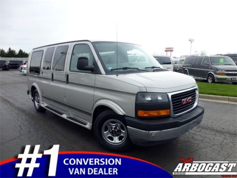 Used GMC Conversion Van Santa Fe