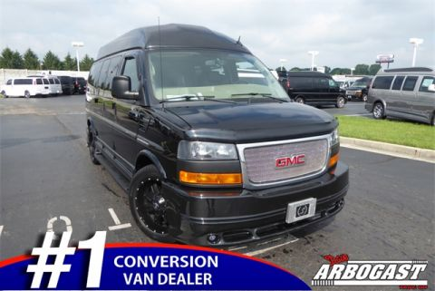 Pre-Owned 2011 GMC Conversion Van Southern Comfort