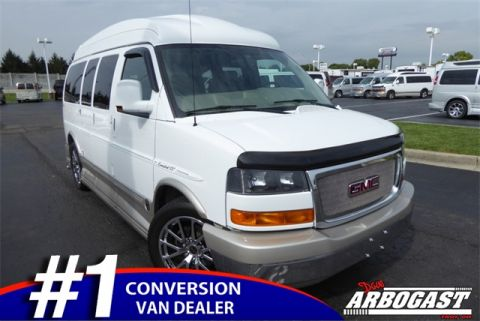 Pre-Owned 2013 GMC Conversion Van Explorer Limited SE
