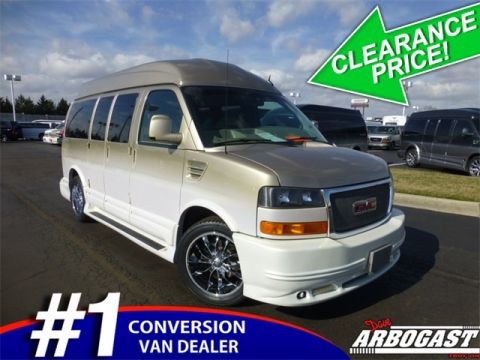 Used GMC Conversion Van Southern Comfort Elite