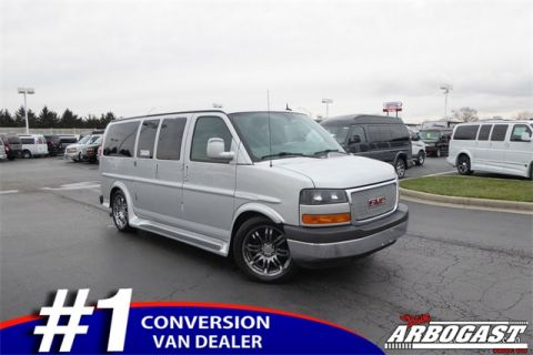 Used GMC Conversion Van Majestic  Mobility