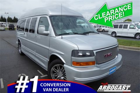 Pre-Owned 2015 GMC Conversion Van Majestic SSX