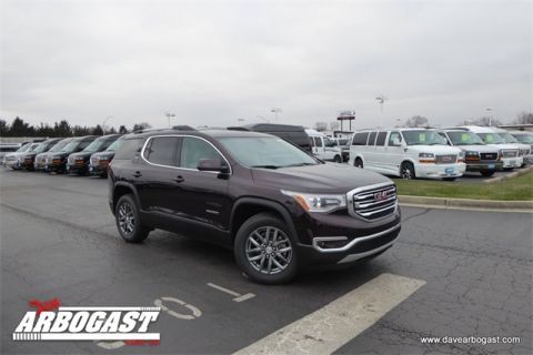New GMC Acadia SLT-1
