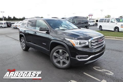 New 2018 GMC Acadia SLT-2