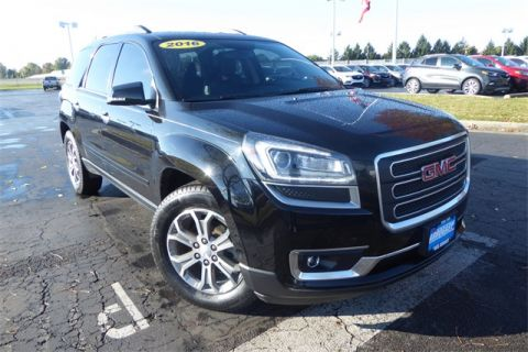 Certified Pre-Owned 2016 GMC Acadia SLT-1