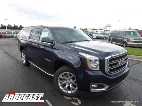 New GMC Yukon XL SLE