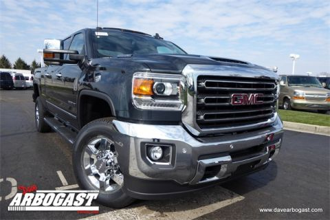 New GMC Sierra 2500HD SLT