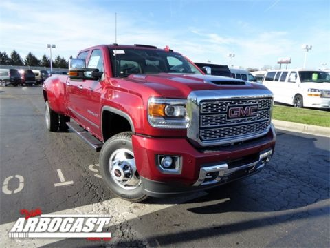 New GMC Sierra 3500HD Denali