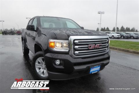 Used GMC Canyon SLE1