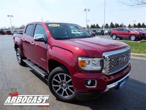 Used GMC Canyon Denali