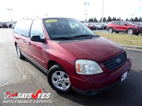 Used Ford Freestar SES