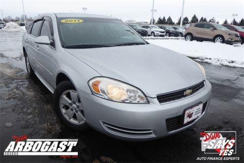 Pre-Owned 2011 Chevrolet Impala LS