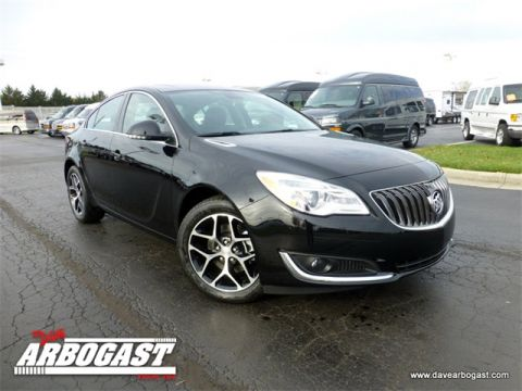 New Buick Regal Sport Touring