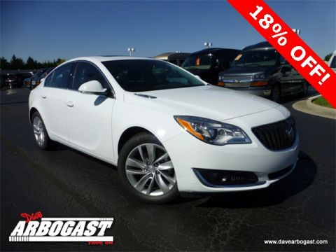 New Buick Regal Base