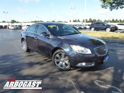 Used Buick Regal Premium 1