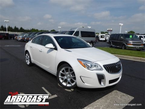 New Buick Regal GS