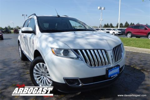 Pre-Owned 2015 Lincoln MKX LOADED