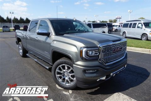 New 2018 GMC Sierra 1500 Denali
