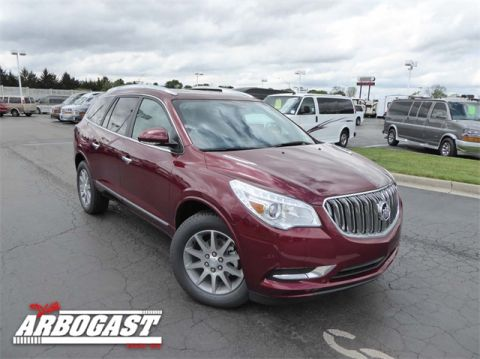 New Buick Enclave Leather Group
