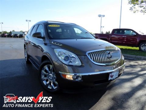 Used Buick Enclave CXL