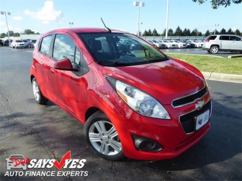 Used Chevrolet Spark 1LT