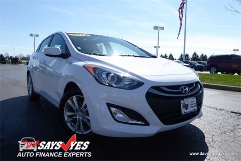 Used Hyundai Elantra GT Base
