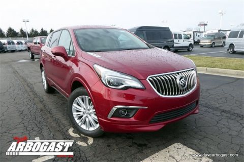 New Buick Envision Preferred