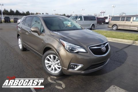 New 2019 Buick Envision Preferred