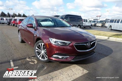 New Buick Regal Essence