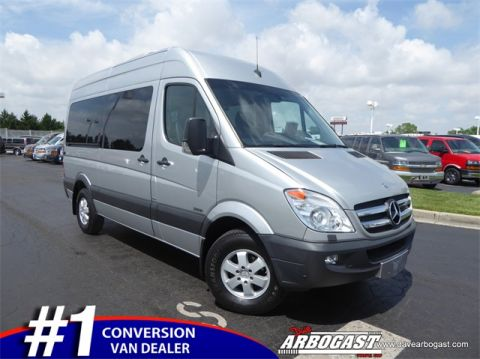 Used Mercedes-Benz Conversion Van Sprinter