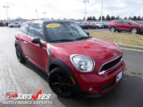 Used MINI Cooper S Paceman
