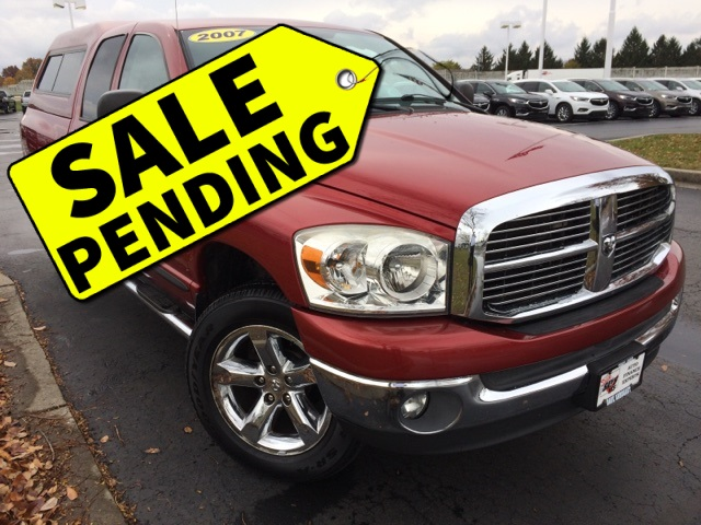 Pre-Owned 2007 Dodge Ram 1500 Big Horn