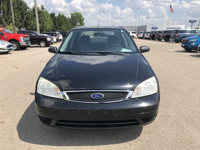 Pre-Owned 2007 Ford Focus SE