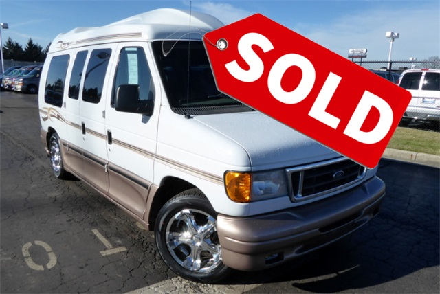 Pre-Owned 2006 Ford Conversion Van E-150