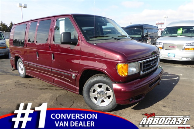 Pre-Owned 2004 Ford Conversion Van Explorer Limited
