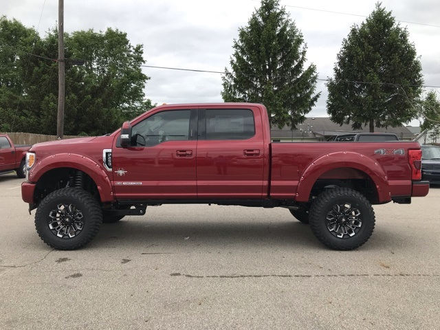 New 2019 Ford F-250SD Lariat Black Widow