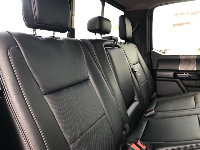 New 2019 Ford F-350SD Lariat Black Widow Lifted Truck