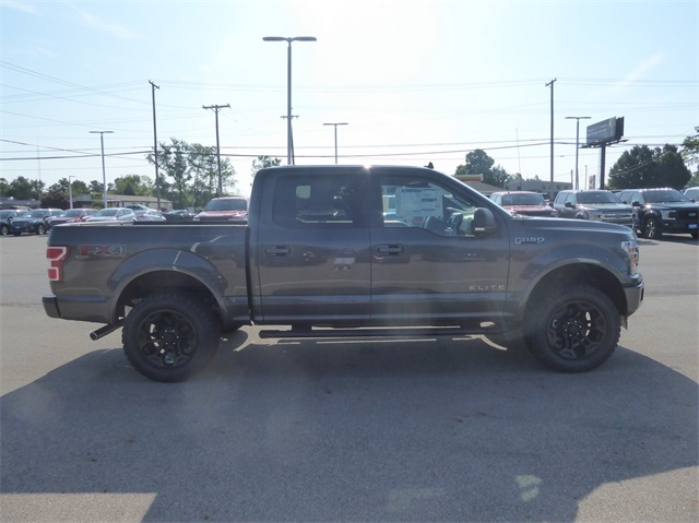 New 2019 Ford F-150 XLT SCA Performance Lifted Truck